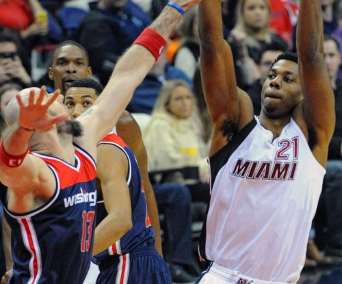 Miami Heat C Hassan Whiteside suspended for one game