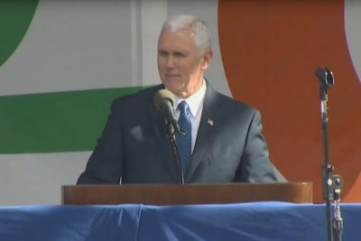 Full text, video of VP Mike Pence's March for Life remarks