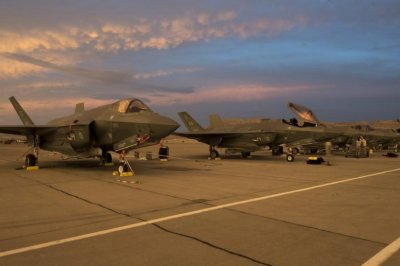 Lockheed contracted for services, production on F-35