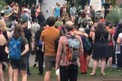 Portland alt-right rally ends without major incident after Trump's tweet