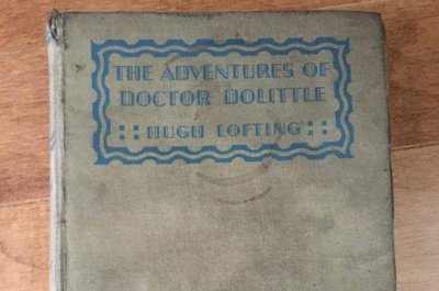 'Doctor Doolittle' returned to Canadian library was 82 years overdue