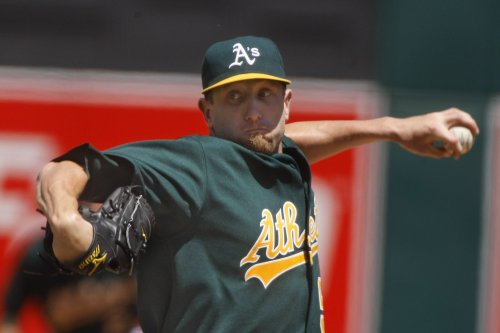 Dallas Braden headed to 'Letterman'