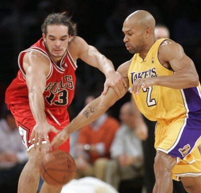 NBA: Los Angeles Lakers 108, Chicago 93