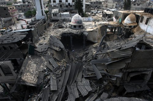 U.N.: Israeli actions in Gaza may be war crimes
