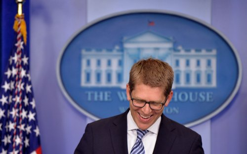 Former White House Press Sec Jay Carney heads to CNN