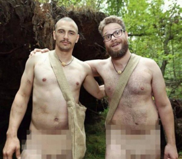 James Franco, Seth Rogen Star In New Naked And Afraid -7480