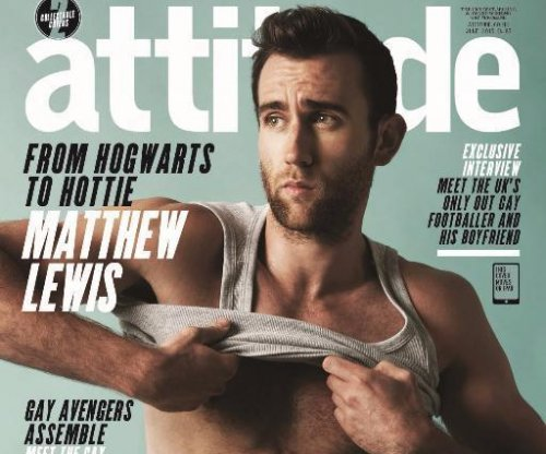 Neville Longbottom actor stuns fans with shirtless photo shoot
