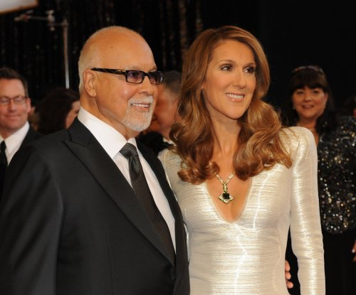 Celine Dion returns to the stage amid husband's battle with cancer