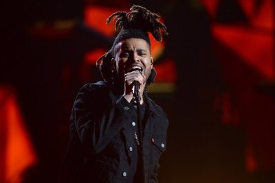 The Weeknd's 'Beauty Behind the Madness' has 2015's second-biggest album debut