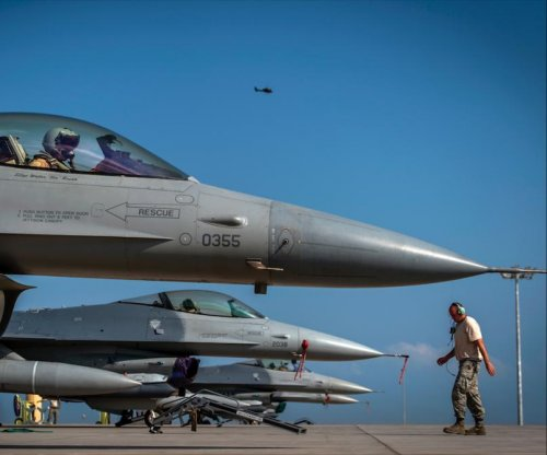 Pakistan ambassador to U.S. pushes for F-16 sale