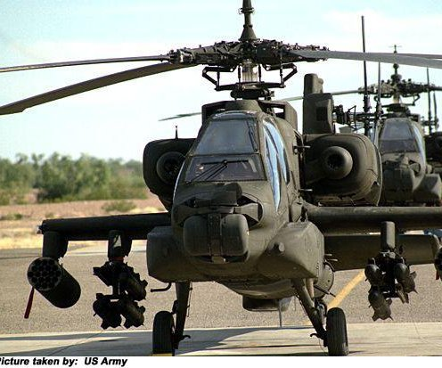 State Dept. appoves $400M helicopter support deal for Kuwait