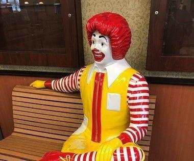 $500 reward offered for stolen Ronald McDonald statue