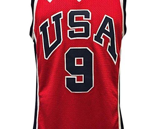 Michael Jordan's 1984 USA jersey has minimum bid of $10K
