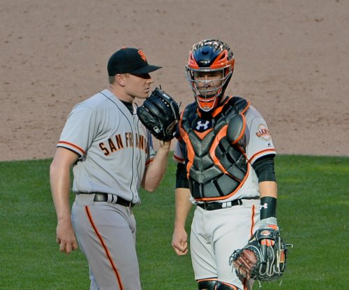 San Francisco Giants closer Mark Melancon headed back to DL