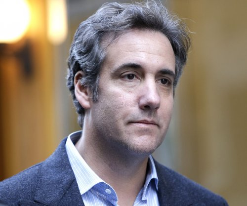Cohen recorded conversation with Trump about payments to ex-Playboy model