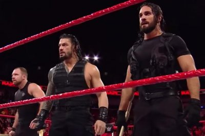 WWE Raw: Reigns slams Strowman, Foley named referee