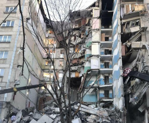 4 dead, dozens missing after explosion at Russian apartment building