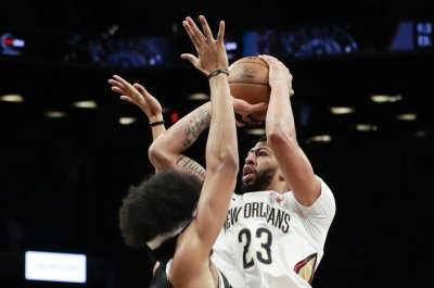Pelicans' Anthony Davis to miss up to 2 weeks