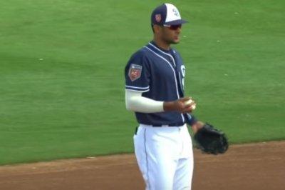 Padres' No. 1 prospect Fernando Tatis Jr. cracks opening day lineup
