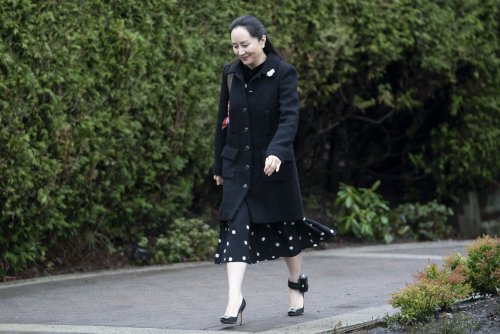 Attorney: U.S. case against Huawei's Meng is 'a facade'