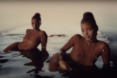 Chloe x Halle share futuristic 'Ungodly Hour' music video