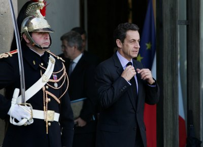 Sarkozy wants Camus in Pantheon