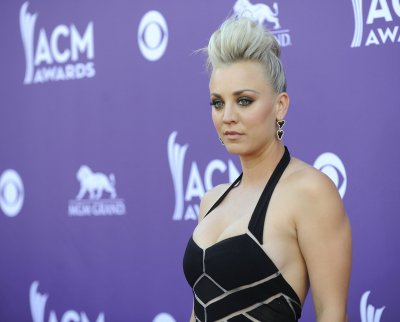 Kaley Cuoco is 'not effing pregnant'