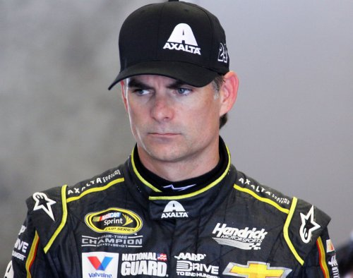 Jeff Gordon and Brad Keselowski fight after Texas NASCAR race