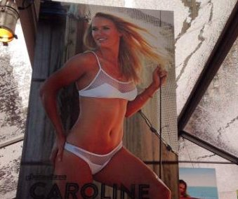 Caroline Wozniacki 'excited' for Sports Illustrated feature