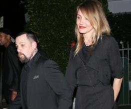 Cameron Diaz, Nicole Richie double date for Valentine's Day