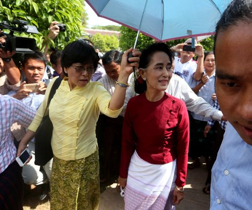 Suu Kyi's NLD party wins in early Myanmar election results