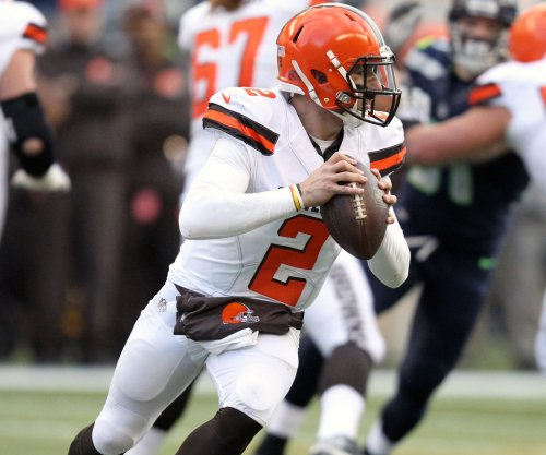 Cleveland Browns QB Johnny Manziel getting his chance to develop