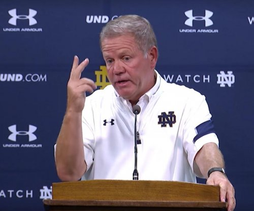 Notre Dame coach Brian Kelly: Staffer liked tweet about firing DC Brian VanGorder