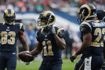 Los Angeles Rams midseason report card: C minus