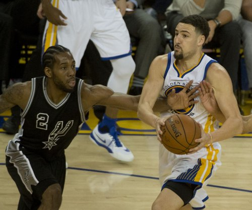 San Antonio Spurs' Kawhi Leonard misses practice again, remains questionable for Game 3