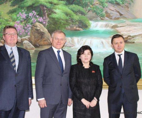 Russia endorses North Korea 'Olympic reconciliation' on Facebook