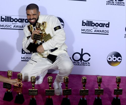 Drake's 'Scorpion' is No. 1 on the U.S. album chart for 2nd week