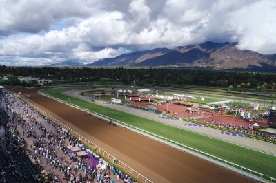 Santa Anita bans trainer after another fatal horse injury