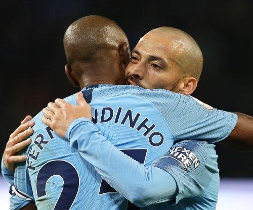 David Silva leaving Manchester City