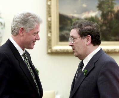 Northern Irish political leader, Nobel Laureate John Hume dies at 83