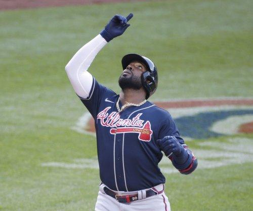 Braves outfielder Marcell Ozuna released on bond