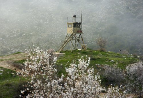 Golan Heights latest spillover threat