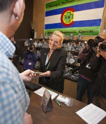 Colorado generates over $25M in marijuana revenue since legalization