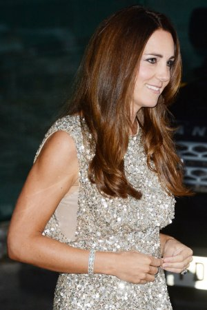 Kate Middleton attends cousin Adam Middleton's wedding in London