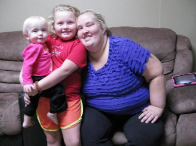 'Honey Boo Boo' star Mama June separates from Sugar Bear