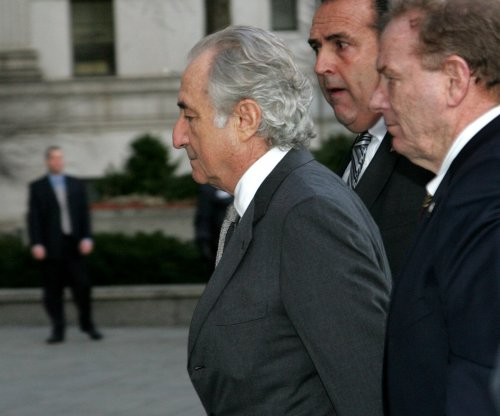 Former Madoff executive claims he's a victim as he gets 10 years