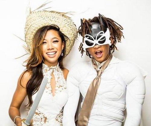 Jaden Smith wears Batman outfit to prom