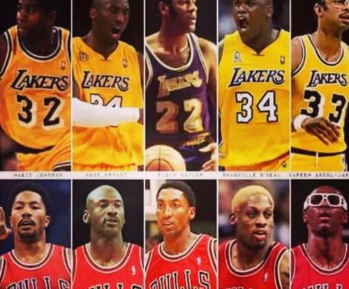 Scottie Pippen and Shaq squabble over all-time teams