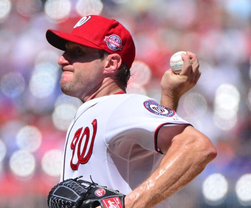 Max Scherzer throws second no-hitter as Washington Nationals sweep New York Mets