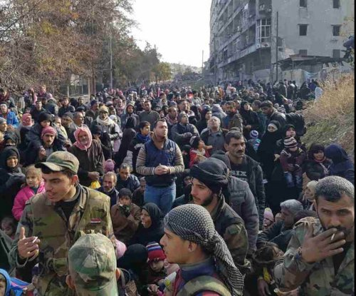Syria says it now controls 98 percent of east Aleppo